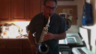 Lady Blue - Leon Russell (Sax Cover)