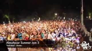 Felicidad - Shotta   BOOM BAP! Almuñecar Summer Jam 3