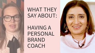 Why Have A Personal Brand Coach? Charlotte Tells Us...