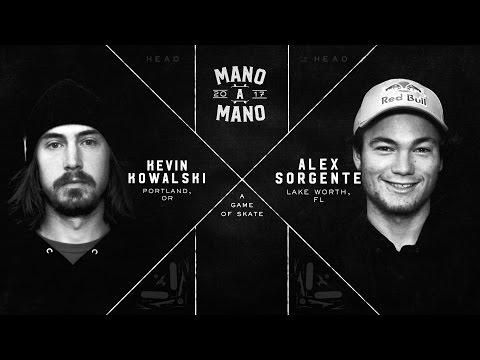 Mano A Mano 2017 - Round 2: Kevin Kowalski vs. Alex Sorgente