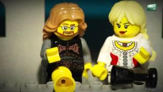 Richard Wagners Tristan&Isolde mit Lego erklärt