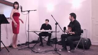 Ineta Rudzite - S'Wonderful /live @ CM acoustic sessions 2012/