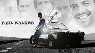 Wiz Khalifa - See You Again ft. Charlie Puth (Paul Walker Tribute)