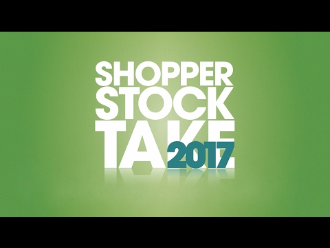 WindowOn... Shopper Stock Take 2017