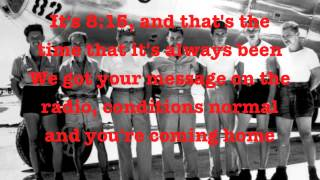 Enola Gay Lyric Video (extra credit)