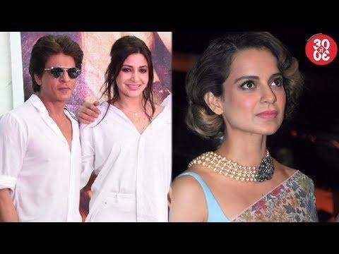 Shahrukh Thanks Salman Khan For His Cameo | Kangana Resumes Shoot For 'Manikarnika'