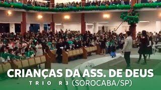 Crianças Assembleia de Deus em Sorocaba/SP