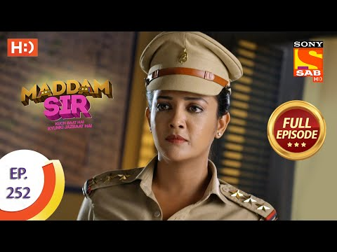 Maddam sir - Ep 252 - Full Episode - 14th July, 2021