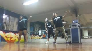 [Dance Cover] Eva Simons - Policeman ft. Konshens