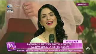 Raluca Burcea - Drag imi esti , puiule, mie! TEO Show Kanal D