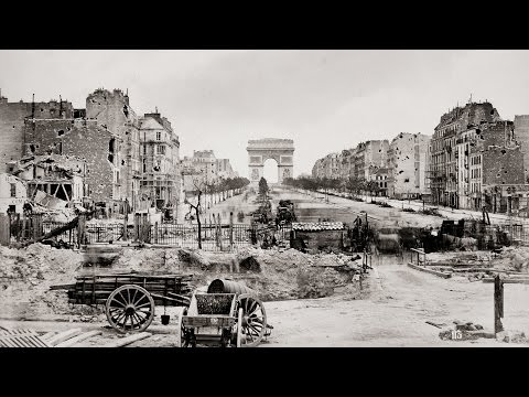 """Bande-annonce de l'exposition """"France-Allemagne(s) 1870-1871. La guerre, la Commune, les mémoires"""""""
