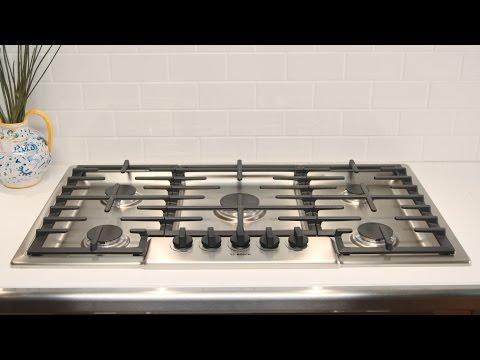 Bosch 500 Series Gas Cooktop