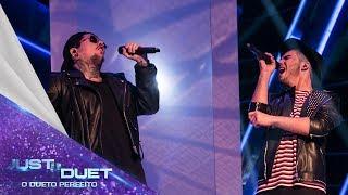 Agir e Bruno | Semi-Final 1 | Just Duet - O Dueto Perfeito