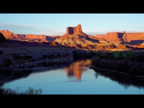 Canyonlands: White Rim Road, Utah, USA in 4K Ultra HD