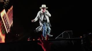 Guns N'Roses - Out Ta Get Me Live in Lisbon 02-06-2017
