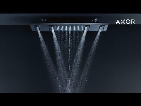 雅生花洒 | 淋浴房内的前卫风格