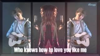 Chris Brenner - We Don't Talk Anymore ft. Alycia Marie COVER (Lyrics)