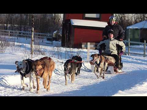 Kundmiljonen - Minna och KHIF i Kiruna