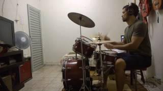 Agora só falta você - Rita Lee & Tutti-Frutti (Drum cover - Sandro Mayrink)