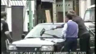 Fugitivos - Los Fantasmas  - Telefe - Mision Limpiavidrios