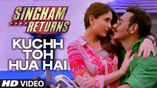 Download Kuch Toh Hua Hai Song from Singham Returns Movie by Ankit Tiwari