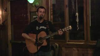 """Scott - """"My Angel Gabriel"""" (original) - Mason Jar Open Mic - April 14, 2010"""