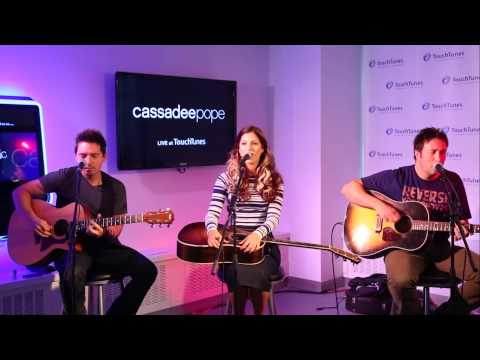"Cassadee Pope - ""11"" Live at TouchTunes"