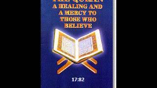 Surah Ar-Ra'd Verse 16 [Severe Headache dua]