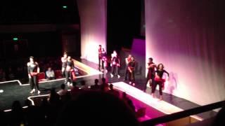 Bollywood Dance Society @ OWW Fashion Show 2013