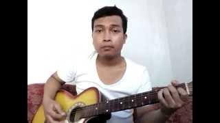 Ada band Kau Tak Ada Disini cover by Dwi Praz