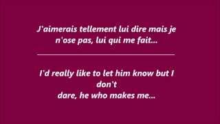 Indila - Tourner dans le vide (French lyrics + English translation)