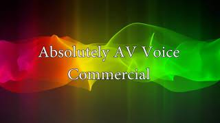 Advertising Commercial Voice Artist Video 1