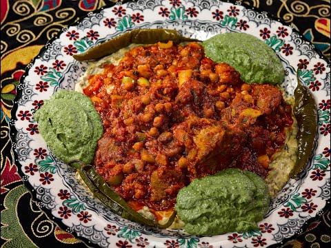 Мясо по-султански, по османски | Хункар Бегенди, Турция | рецепт Сталик Ханкишиев, НТВ, Дачный Ответ