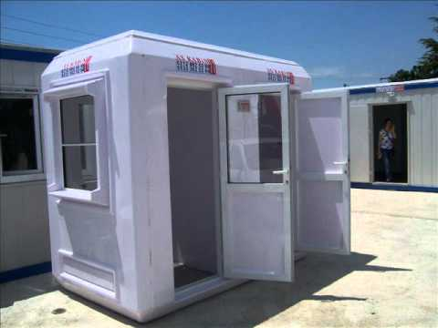 AS Kabin 150x270 WC'li KABİN
