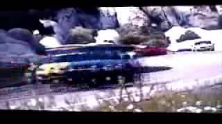 Forza 3 Demo Wreck