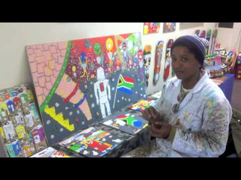 Bradley Michaels – Craft Art Workshop, Mossel Bay