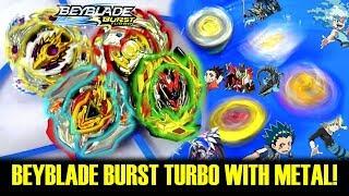 Download video: NEW FULL BEYBLADE Random Booster Vol 12