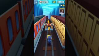 subway surfers :- Roll 30 Times in One Run. 30 Left