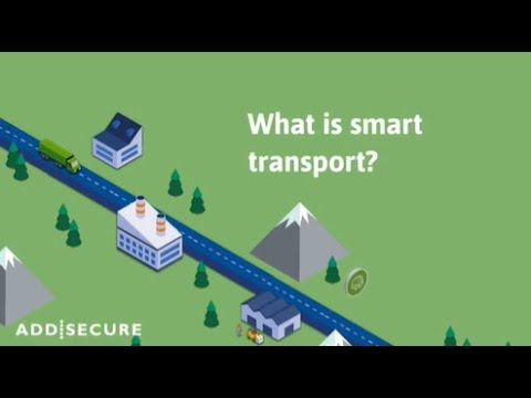 What is smart transport?