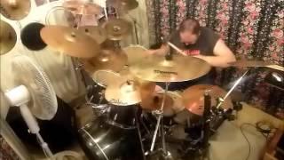 """Evanescence """"Lithium"""" Drum Cover"""