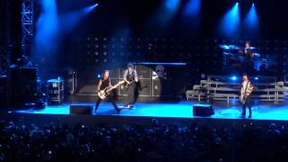 Green Day Live In Berkeley , California 2013. Stray Heart.