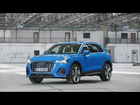 Oplev den nye Audi Q3