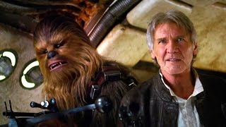 Star Wars 7 The Force Awakens | Teaser Trailer #2 (2015) Official Movie HD