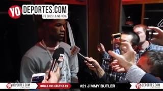 Chicago Bulls Jimmy Butler vs Boston Celtics19 PTS 10 AST