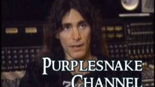 Steve Vai about joining Whitesnake(1989)