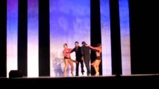 2010 Calgary Salsa Congress - ETOWNSALSA - Performing Silencio