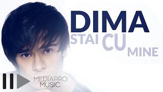 Dima - Stai cu mine (Lyric Video)