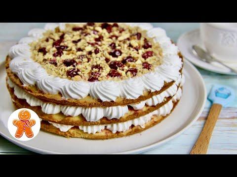 Торт «Ивано-Франковск» ✧ Красивый и Очень Вкусный