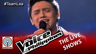 "The Live Shows ""My Heart Will Go On"" by Timmy Pavino (Season 2)"