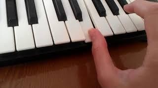 Learning piano | Type O Negative – My Girlfriend's Girlfriend